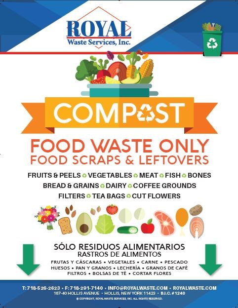 New Compost and Organic Waste Rules New York City