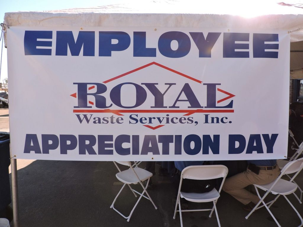 Royal Waste Employee Appreciation Day
